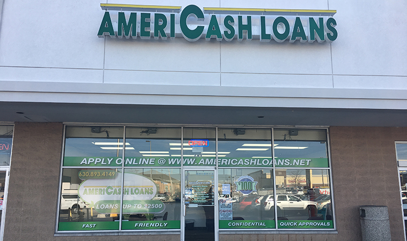 Payday loans glendale heights il