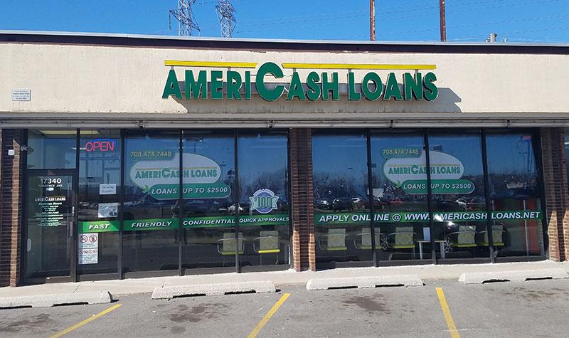 Americash loans naperville il