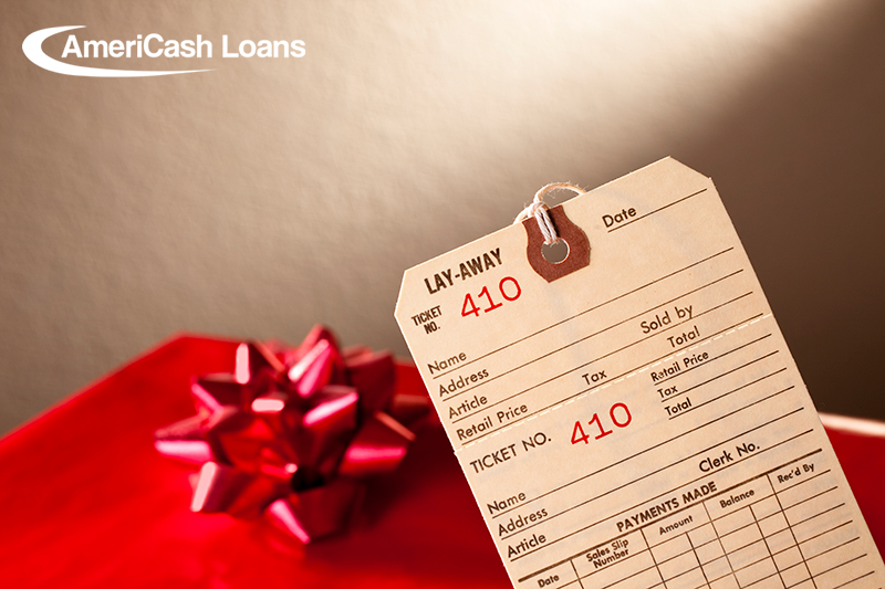 Tips for Putting Gifts on Layaway this Holiday Season