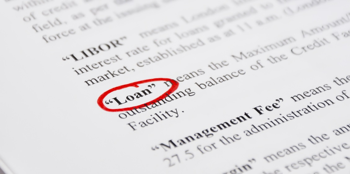 Loan Application Highlighted
