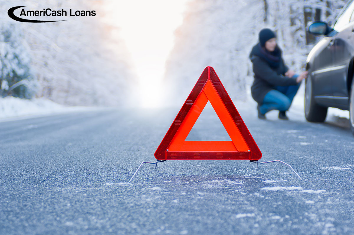 Recovering from Winter Emergency Auto Expenses