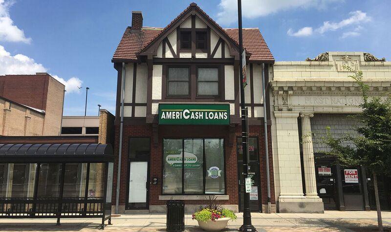 AmeriCash Loans Neighborhood Storefront Location
