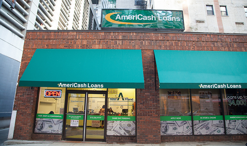 Americash Loans Chicago