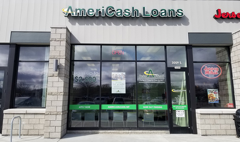 Installment Loans in Forest Grove, OR