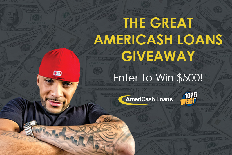 Win $500 with the Great AmeriCash Loans Giveaway
