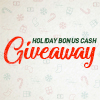 AmeriCash Loans Holiday Bonus Cash Giveaway Small