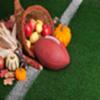 Thanksgiving Football Small