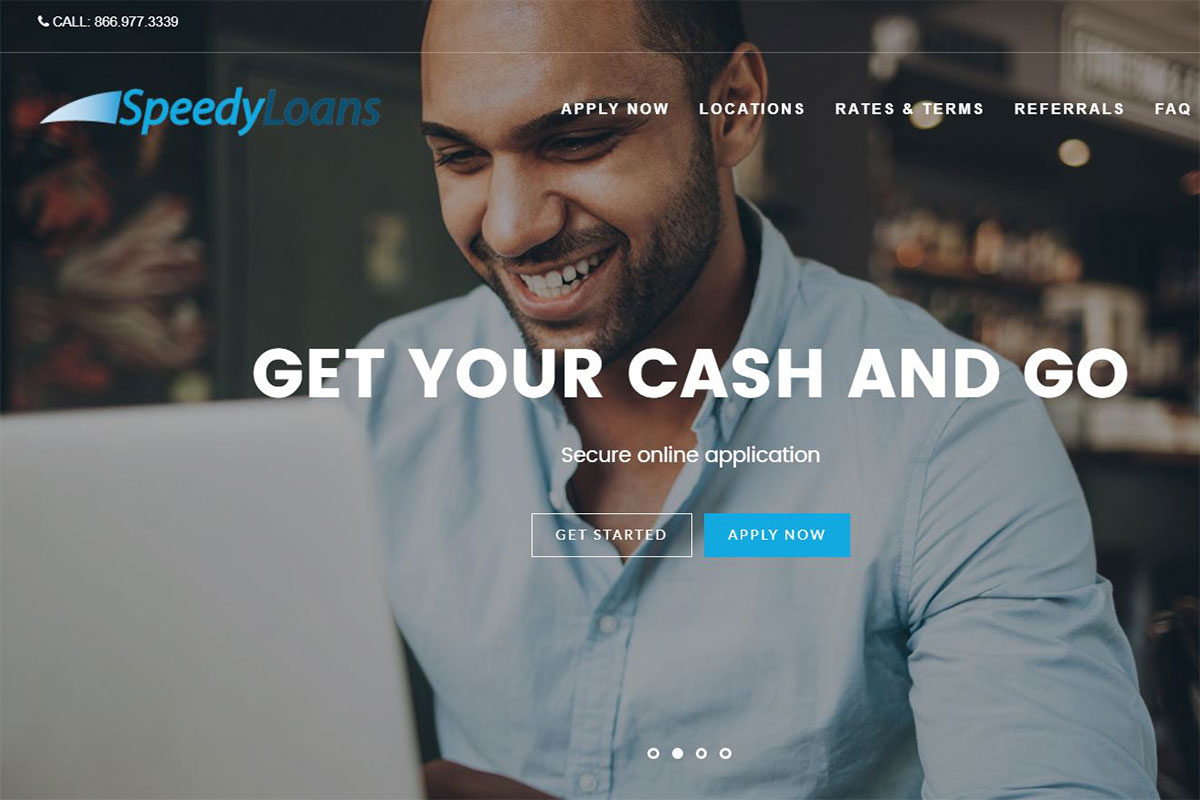 Personal Loans Provider SpeedyLoans Launches New Website